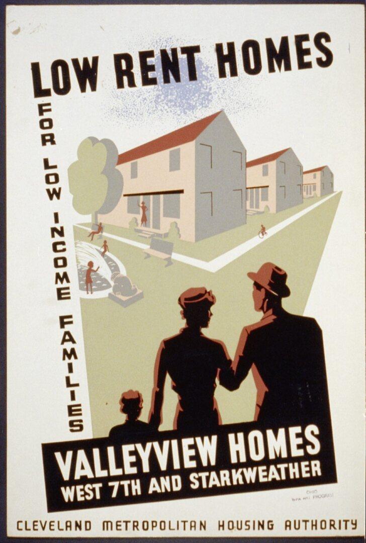 WPA Ad, 1940