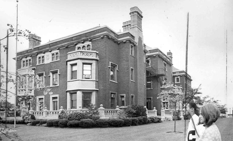 Exterior, 1968