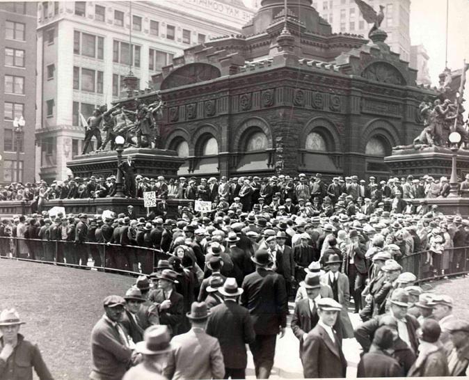May Day, 1930