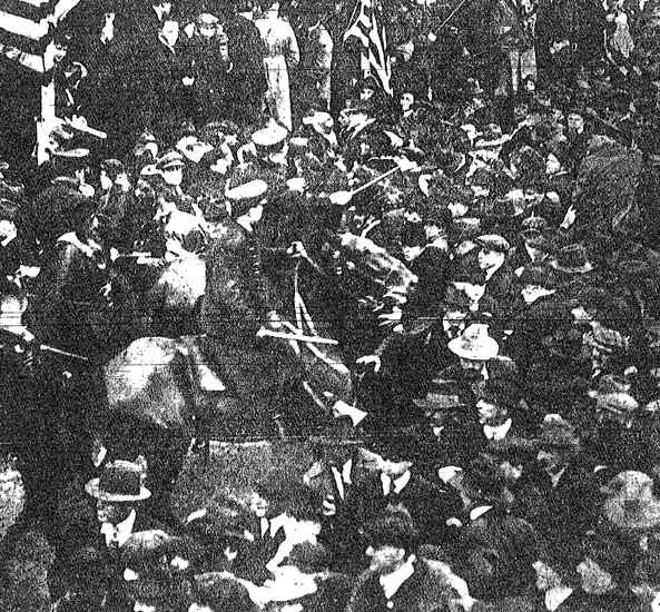 May Day Rioting, 1919