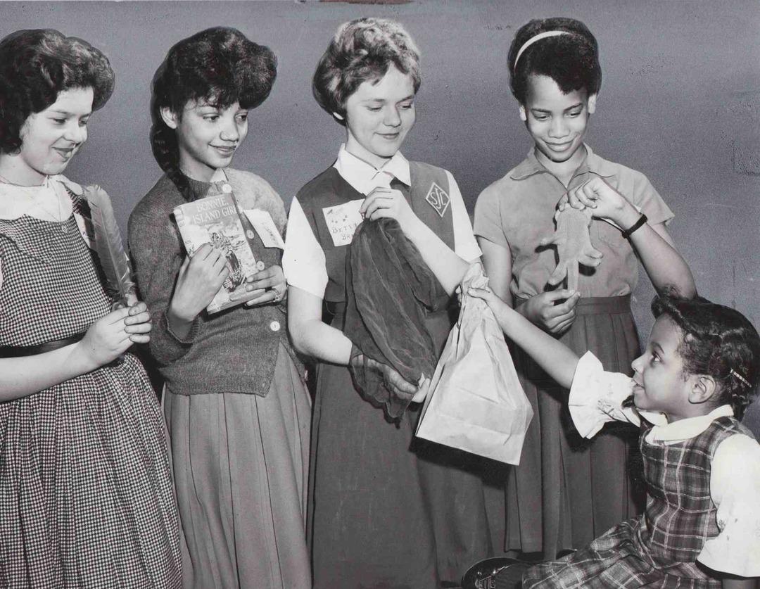 """""""Paper Bag Dramas,"""" 1961"""