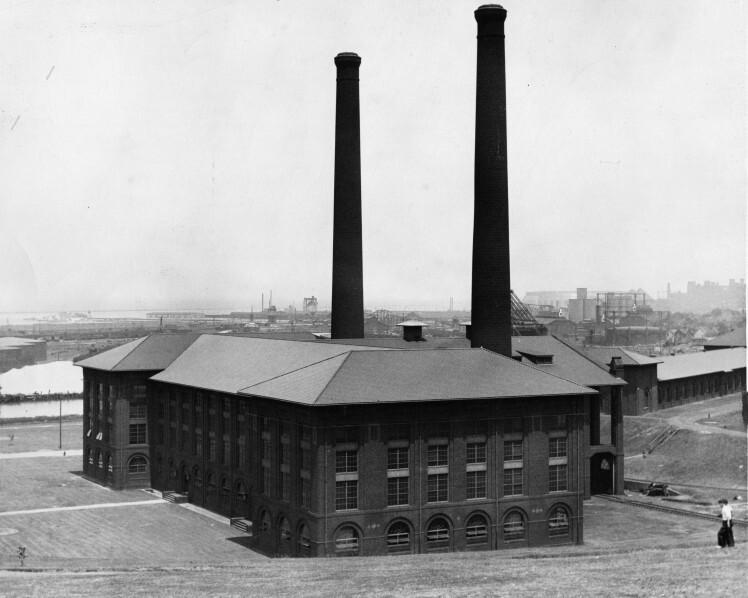 Pumping Station, 1931