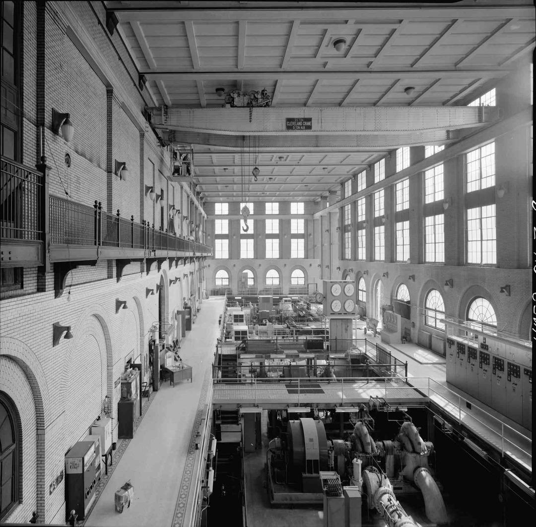 Pumping Room, 1978