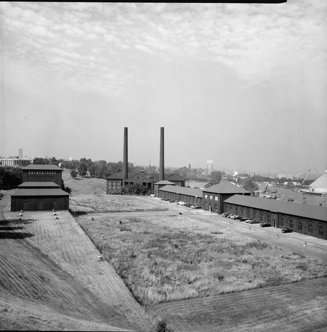 Morgan Water Works, 1978