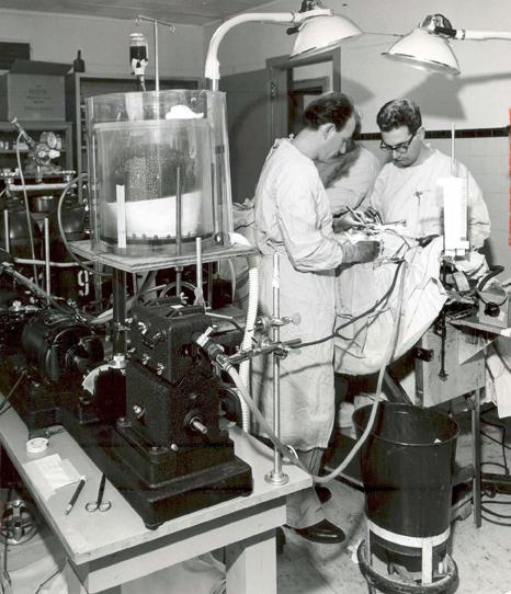 Heart Surgery, ca. 1960