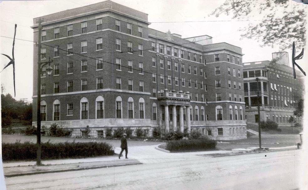 Exterior, 1927