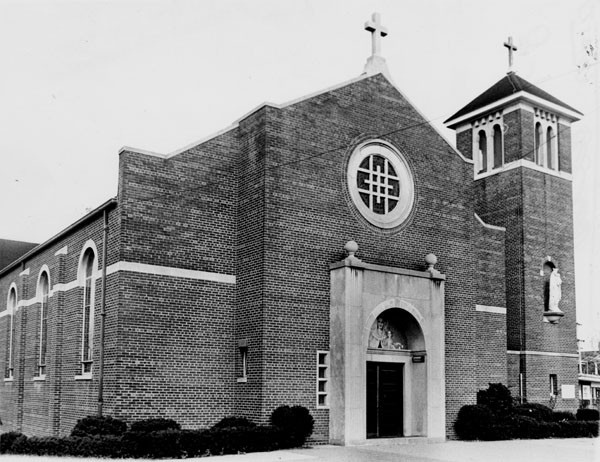 Our Lady of Mt. Carmel, 1972