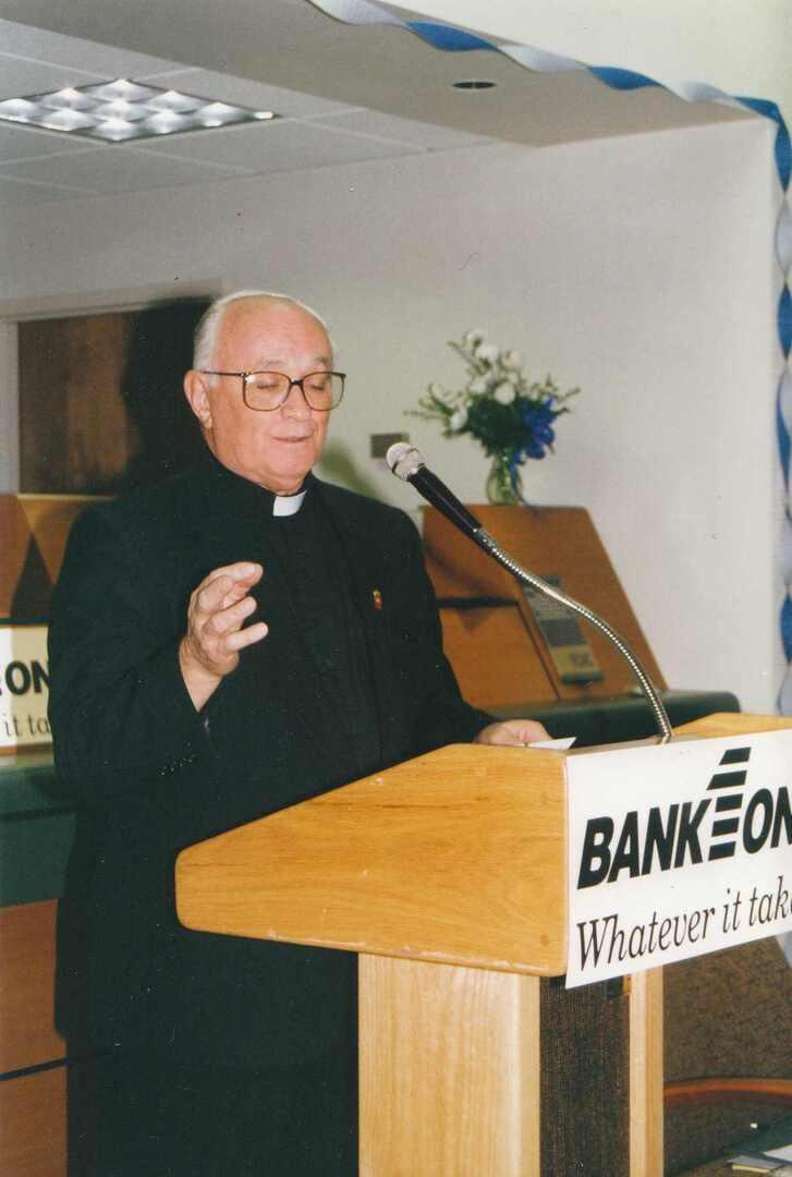Father Marino Frascati