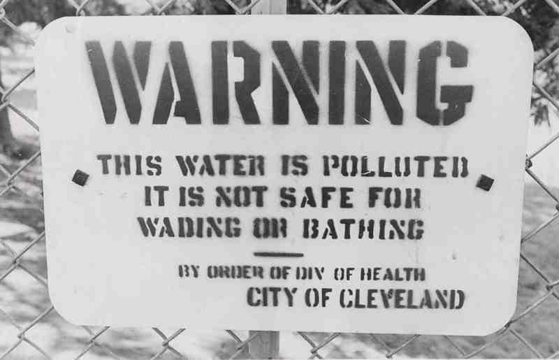 Warning Sign, 1971
