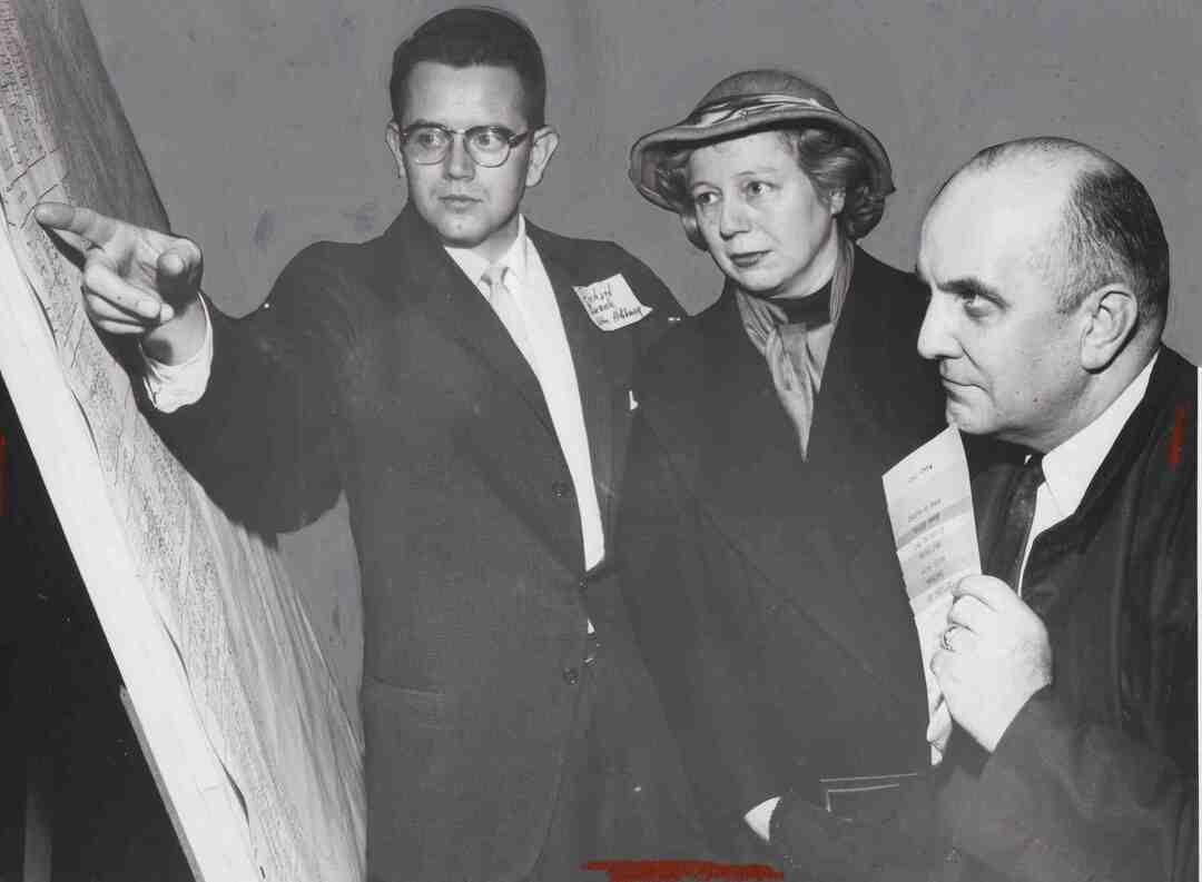 Freeway Forum, 1961