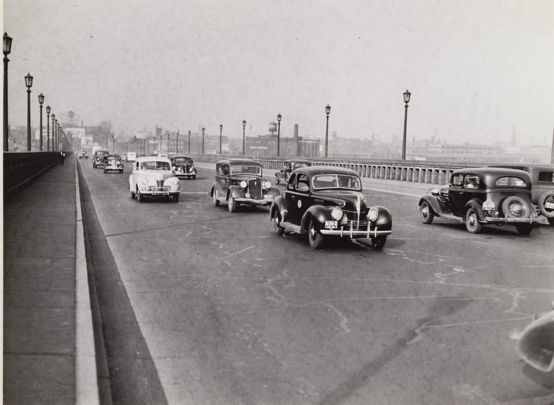 Bridge Traffic, 1941