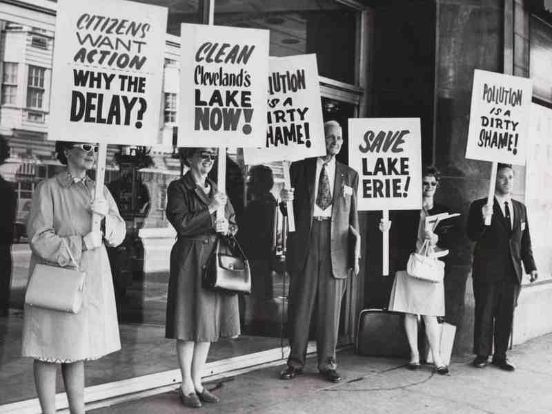 Protestors, 1968