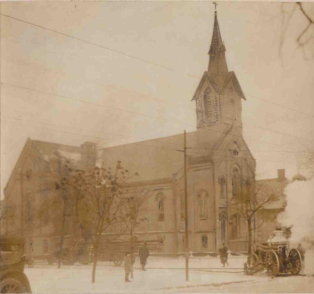 St. Augustine, 1918