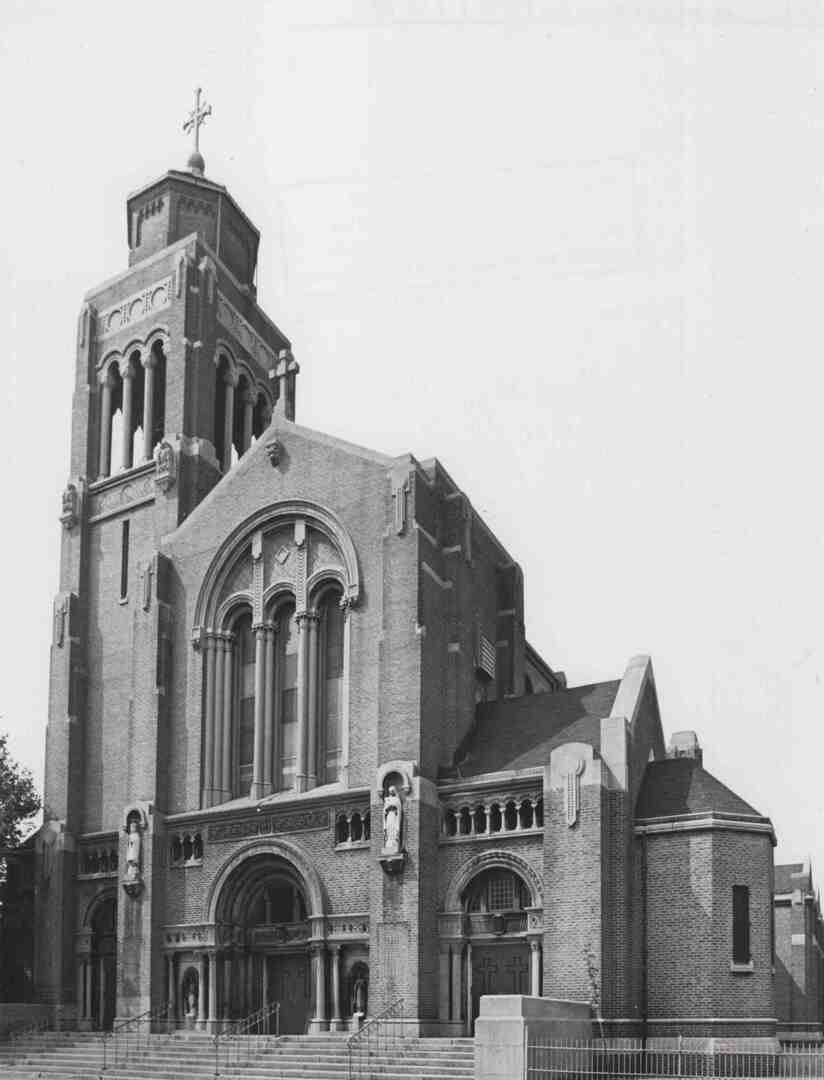 St. John Cantius, 1978
