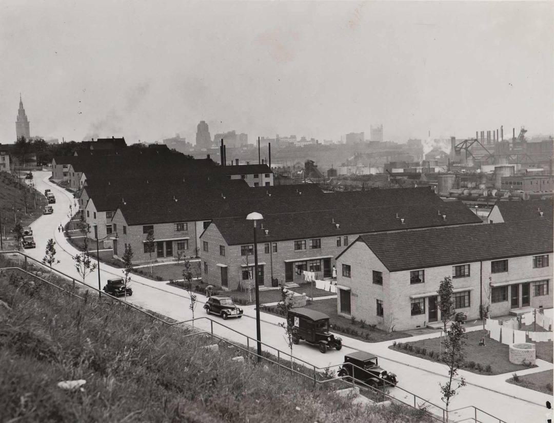Valleyview Homes, 1940