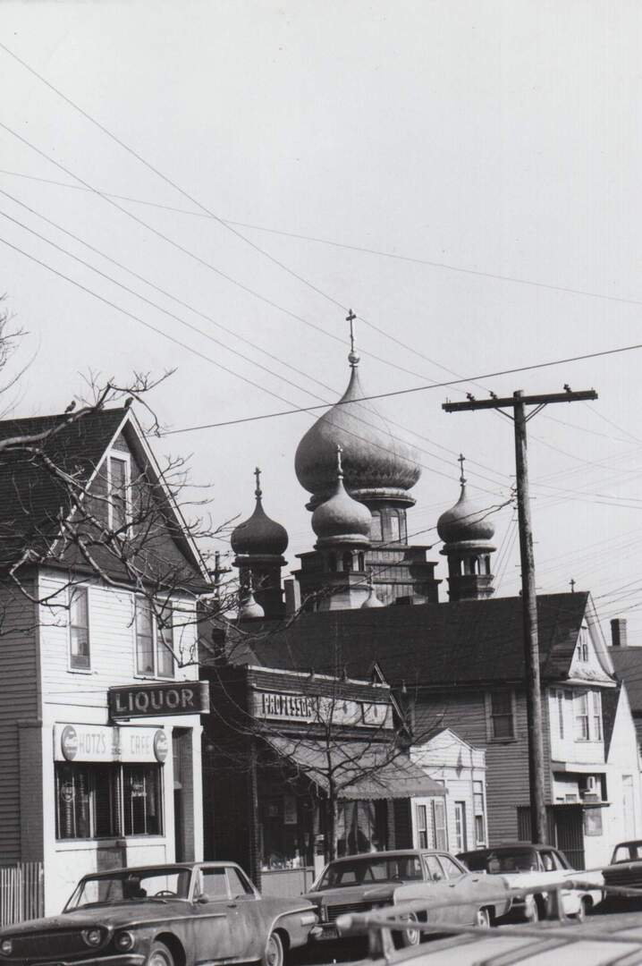 Onion Domes Over Tremont