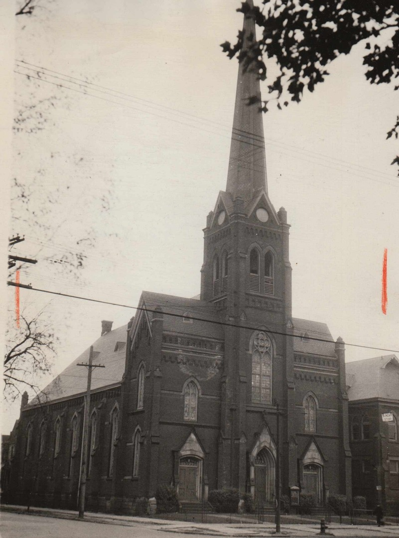 Zion Church, 1933