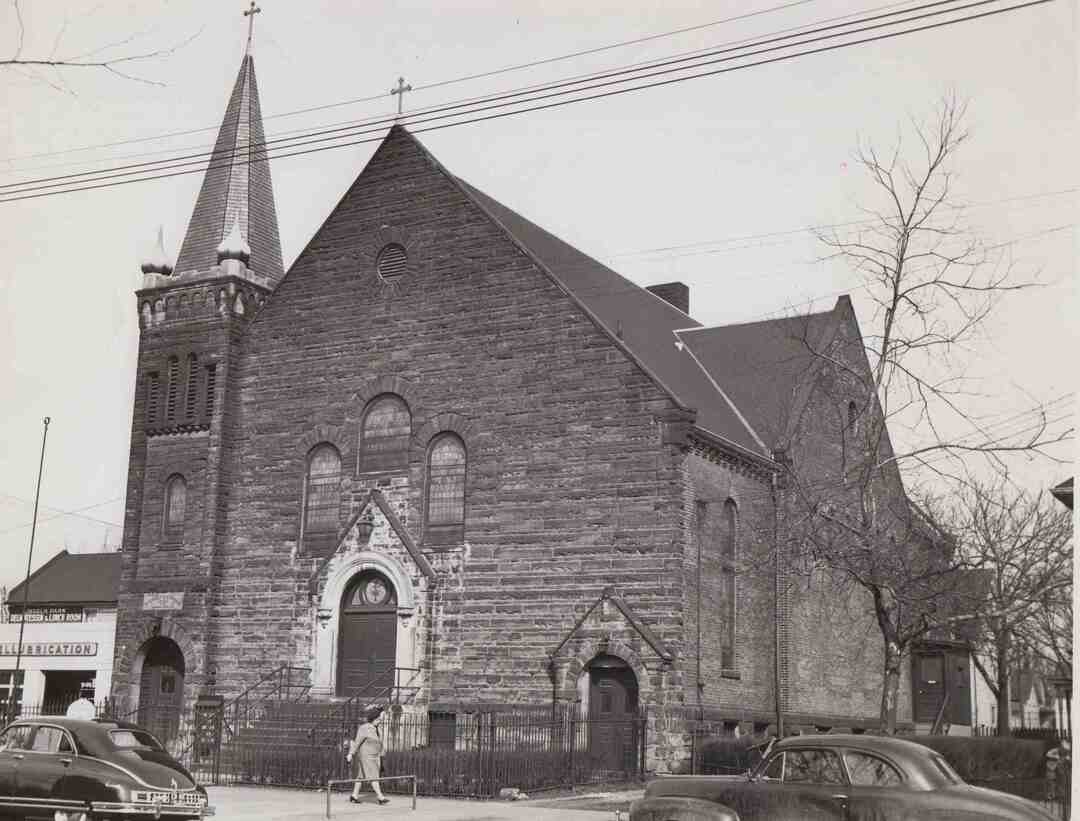 St. George Antiochian Catholic Church, 1949