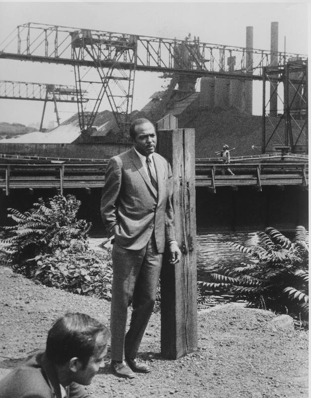 Stokes News Conference, 1969