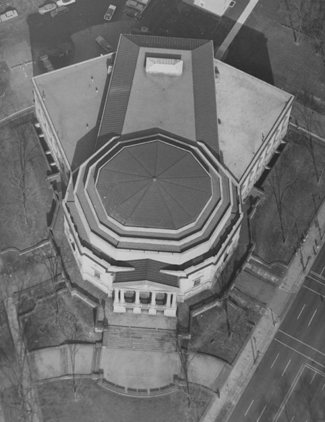 Aerial View, 1953