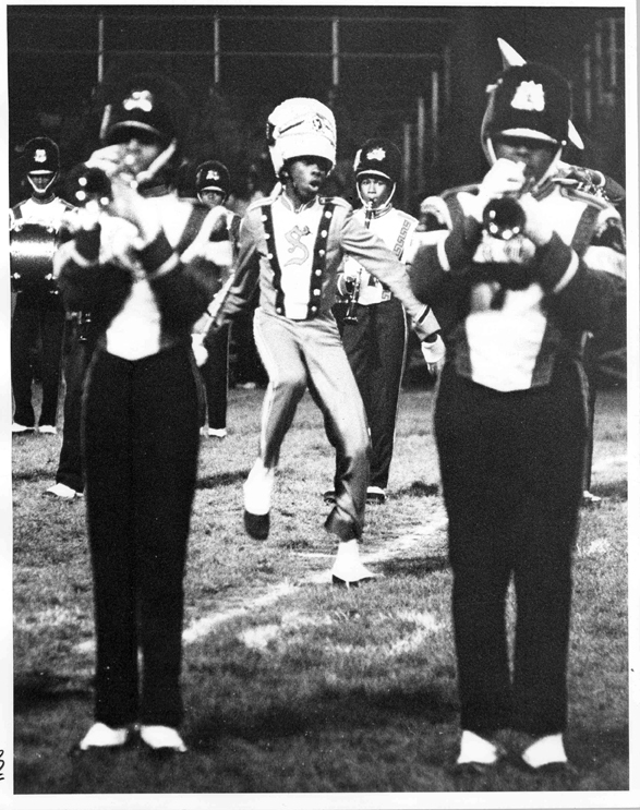 Marching Band, 1976