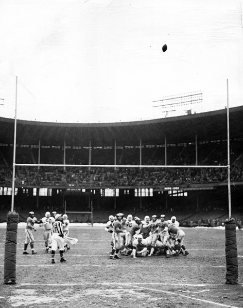 Browns Win 1950 NFL Championship