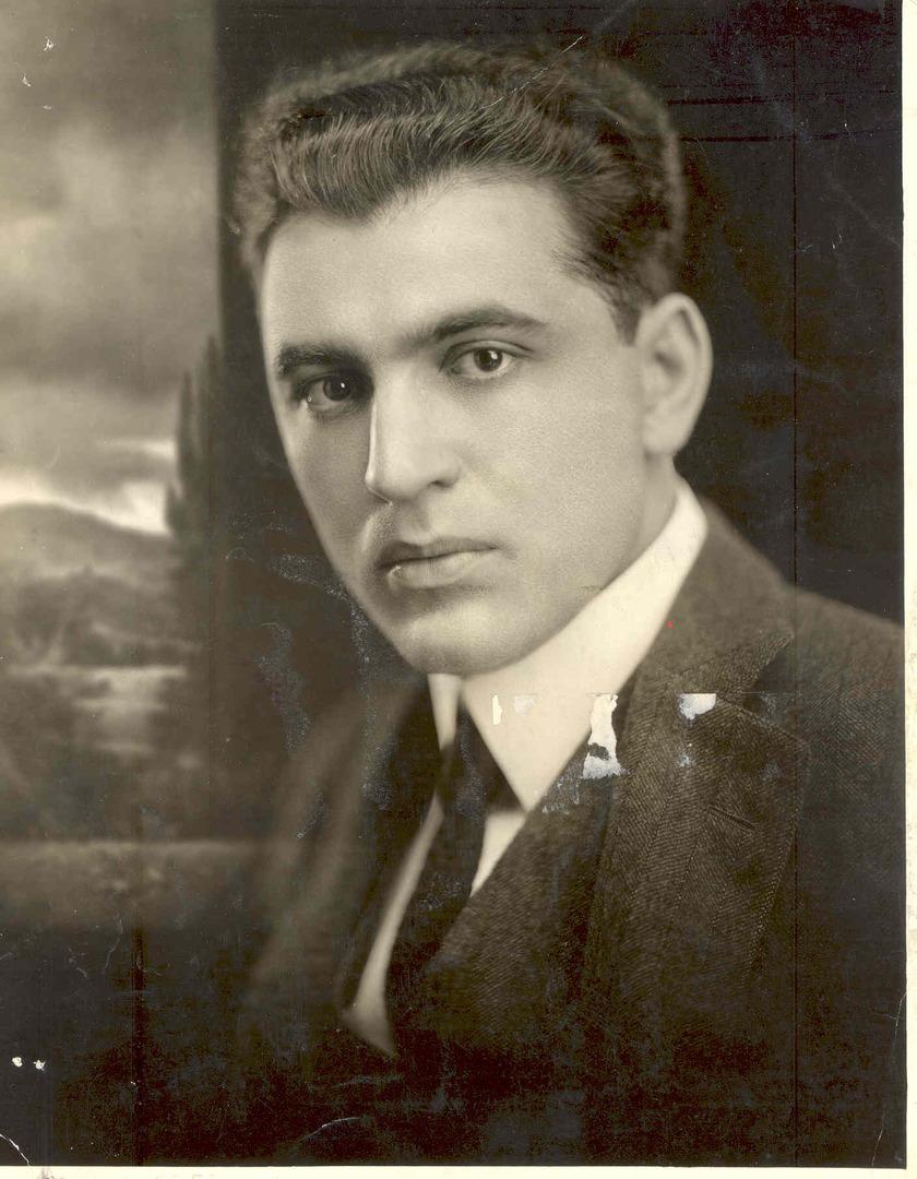 Rabbi Abba Hillel Silver, 1917