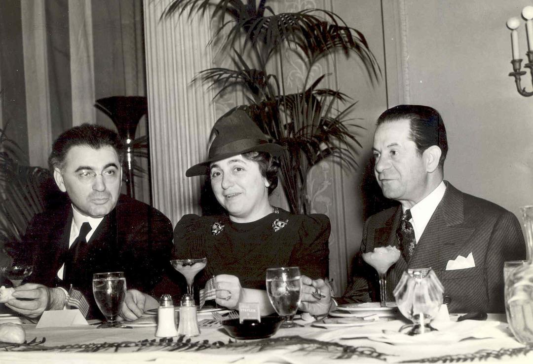 Rabbi Abba Hillel Silver, 1940