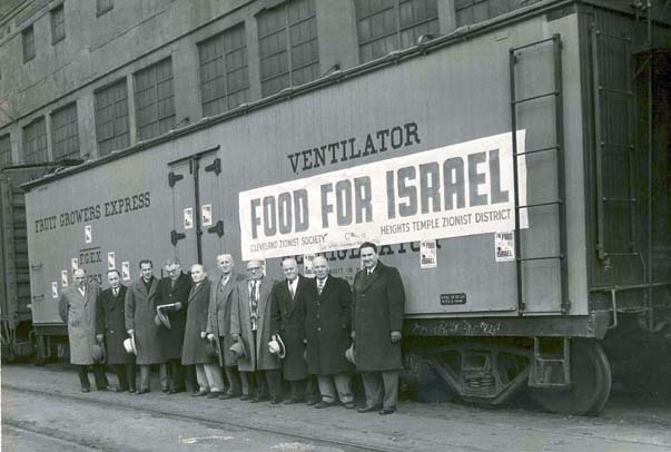 Food For Israel, 1949