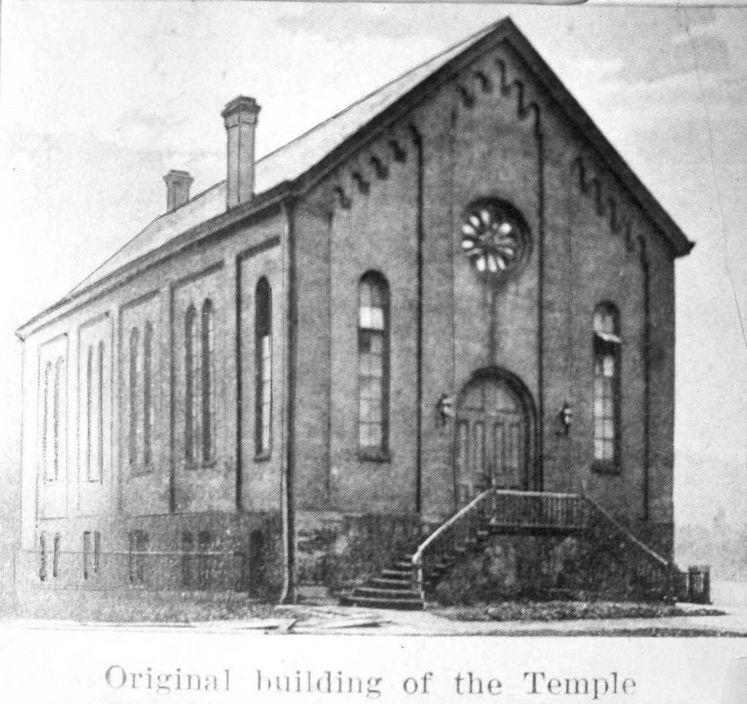 Huron Street Synagogue