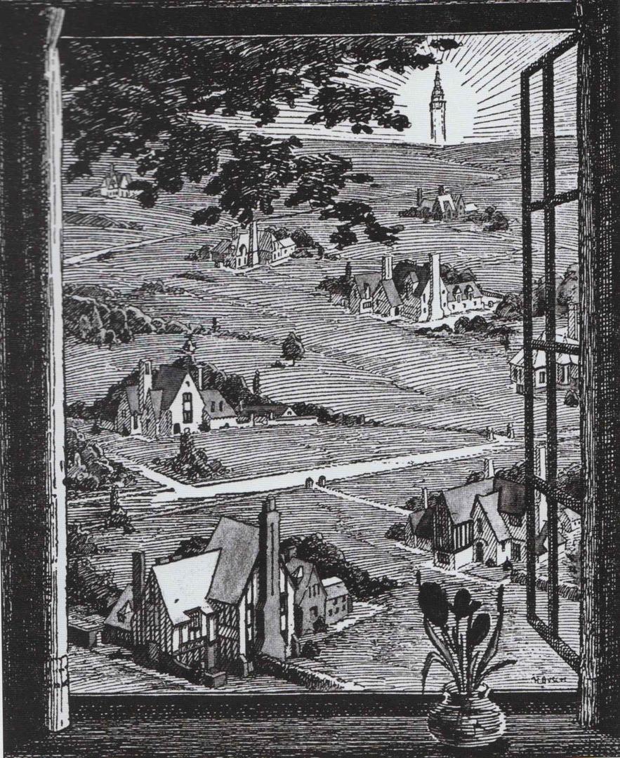 Shaker Ad, 1928