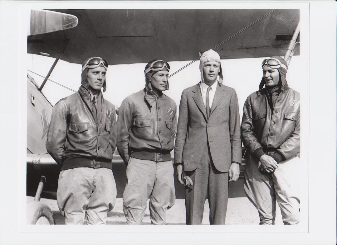 Charles Lindbergh, 1929 National Air Races