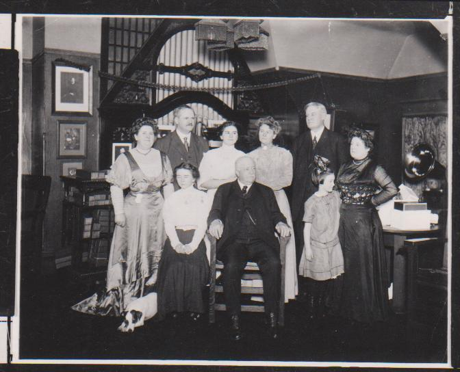 Schlather Family, ca. 1900