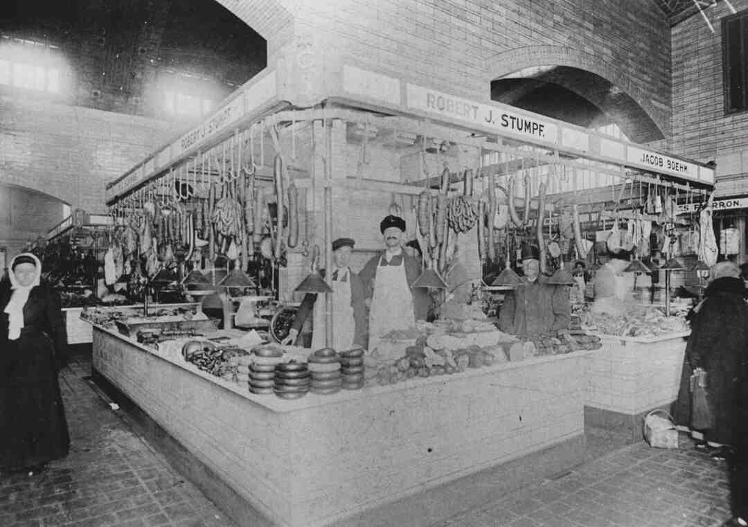 Stumpf's, 1922