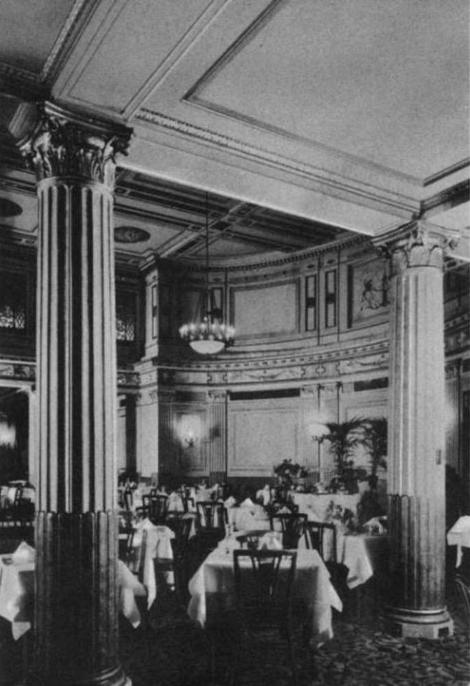 Cafe Monaco Cleveland Historical