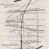 Proposed Freeways