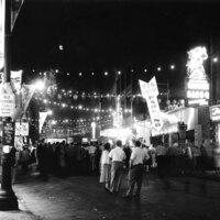 Short Vincent At Night, 1954